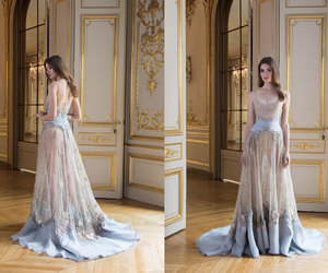 Couture, dress, and gown image