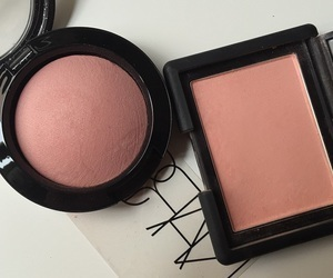 beauty, blush, and makeup image