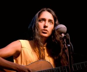 70s, guitar, and joan baez image