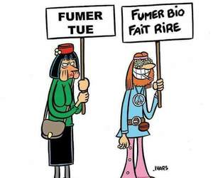 bio, rire, and francais image