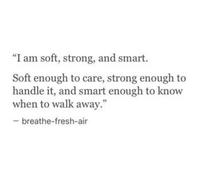 quotes, strong, and care image