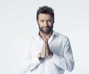actor, hugh jackman, and photoshoot image