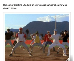 high school musical, funny, and HSM image