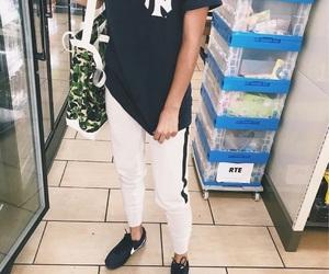 bape, nike, and outfits image