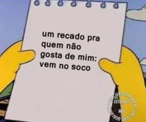 brasil, frase, and engraçado image