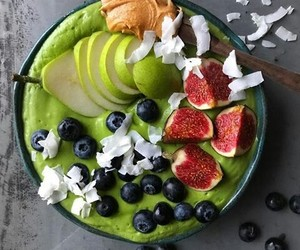 bowl, diet, and food image