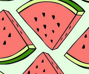 background, watermelon, and wallp image