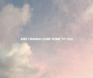 quotes, clouds, and troye sivan image