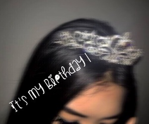 birthdays, crown, and happy image