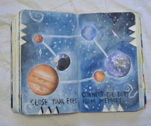art, planet, and wreck this journal image