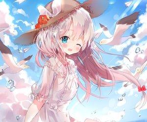 anime girl, art, and anime image