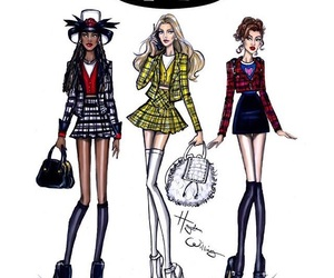 Clueless, cher, and girl image
