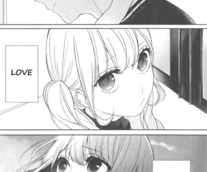 anime, manga, and koi to uso image