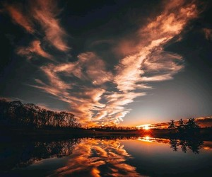 sky, nature, and photography image