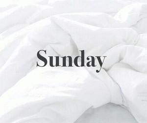 Sunday, bed, and white image