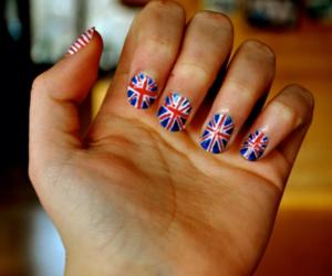 nailpolish, nails, and uk image