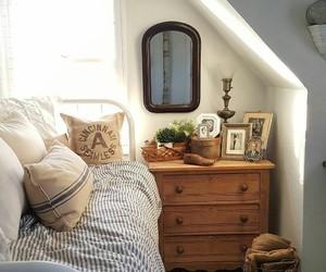 bedroom, livingroom, and romantisch image