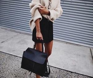 autumn, fashion, and Prada image