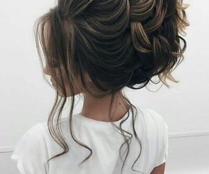 girl, hairstyle, and fashion image