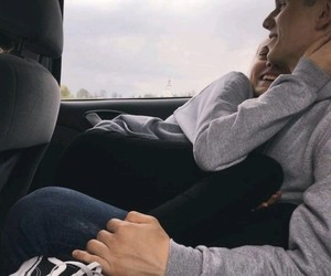 boy, cuddle, and goals image