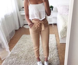 summer outfit girl image