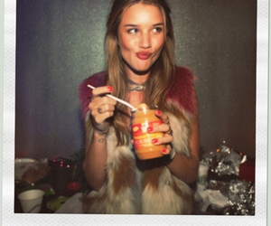 girl, model, and food image