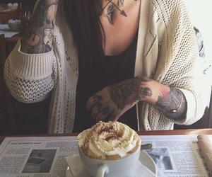 tattoo and coffee image