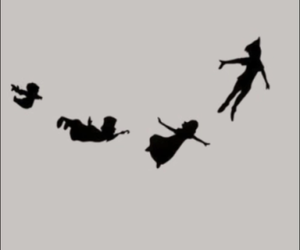 disney and peter pan image