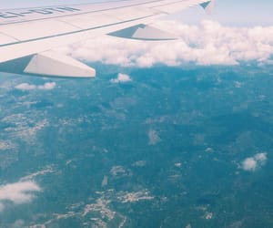 fly, summer, and viaggio image