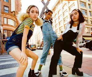 90s, fashion, and style image