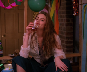 Twin Peaks and Madchen Amick image