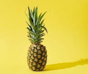 pineapple, yellow, and tumblr image
