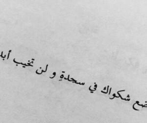 arabic, ﻋﺮﺑﻲ, and أقتباس image
