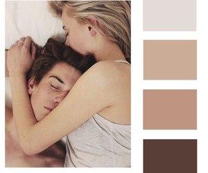 mood board, beige aesthetic, and people need people image
