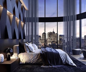 luxury, bedroom, and design image