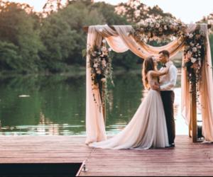 photos, love, and wedding image