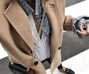 chic, expensive, and jacket image