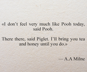 literature, a. a. milne, and winnie-the-pooh image