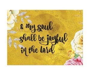 faith, joy, and scripture image