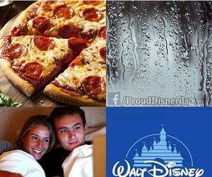couple, date, and disney image