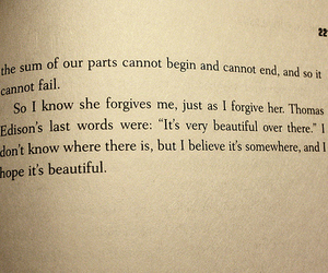 book, quotes, and looking for alaska image