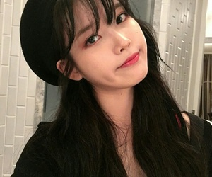 iu, kpop, and icon image