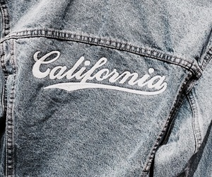 california, fashion, and style image
