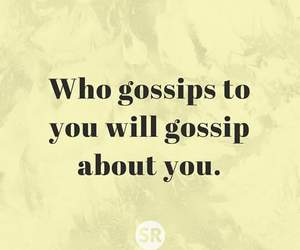 gossip, lovely, and positivity image