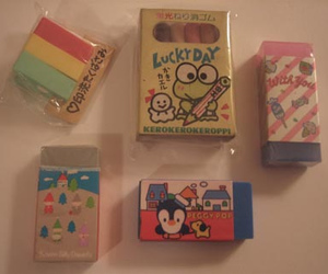 80s, sanrio, and stationery image