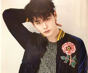 lee jong suk, actor, and model image
