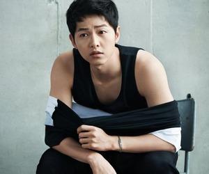 song joong ki, descendants of the sun, and actor image