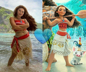 moana and cosplay image