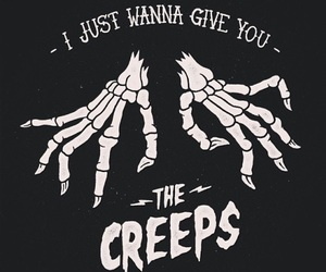 creepy, Halloween, and creeps image