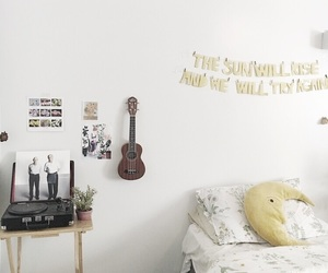 aesthetic, indie, and room image